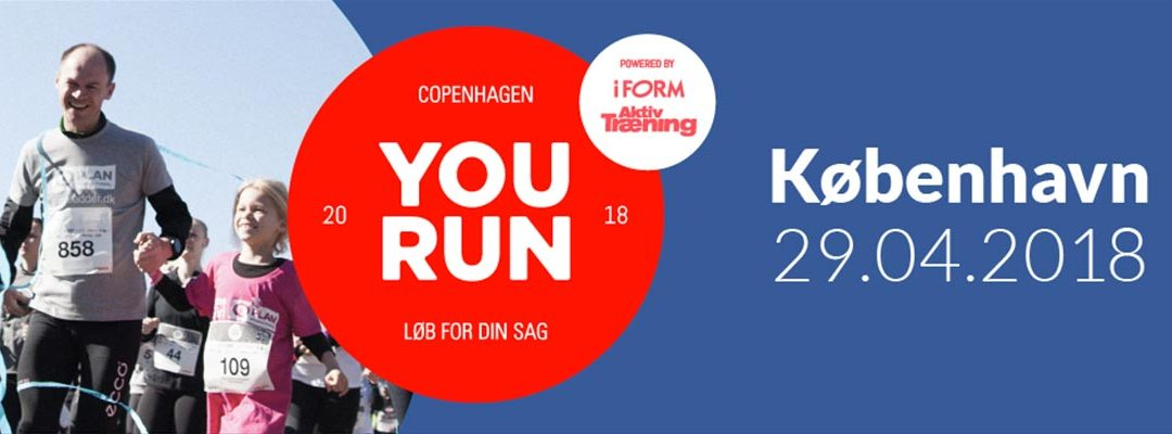 YOU RUN 2018 – Join our team!