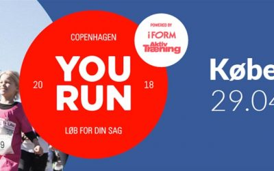 YOU RUN 2018 – vil du løbe med os?
