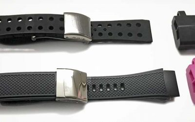 New lockable watch strap