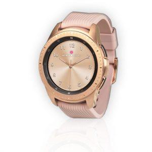 Rosa GPS Ur til demensramte